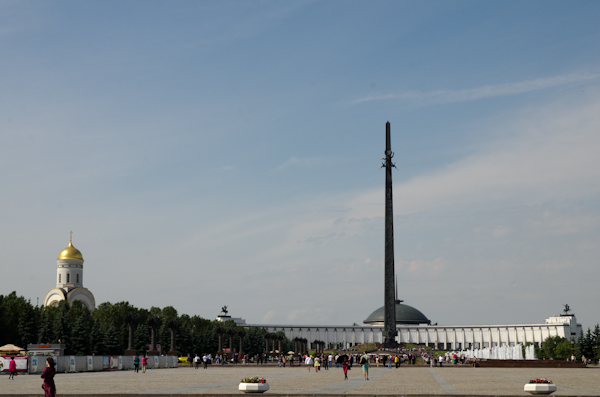 2014-06-21 30 Moscova - Memorialul Marelui Razboi Patriotic