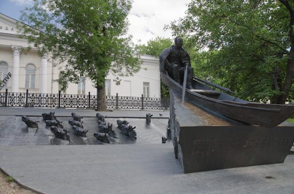 2014-06-22 158 Moscova - Gogolevskiy Bulevard