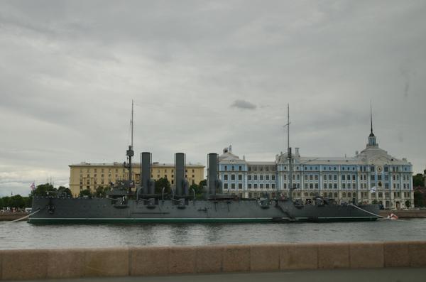 2014-06-24 63 Sankt Petersburg - Crucișătorul Aurora