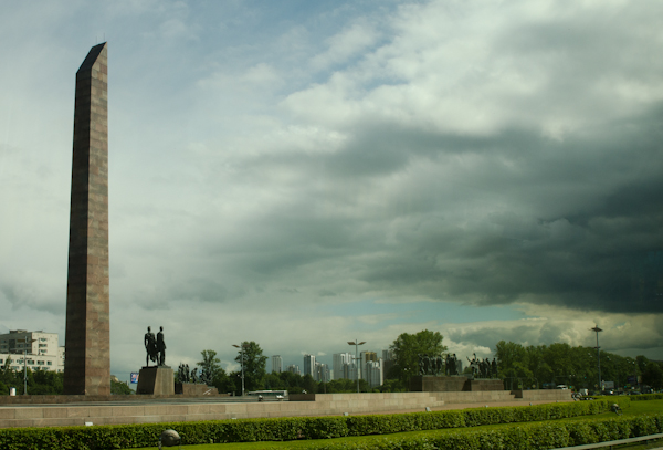 2014-06-25 73 Sankt Petersburg - Monument Memorial al doilea război mondial