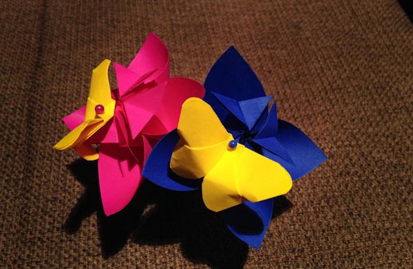 2014-12-07 14 Origami