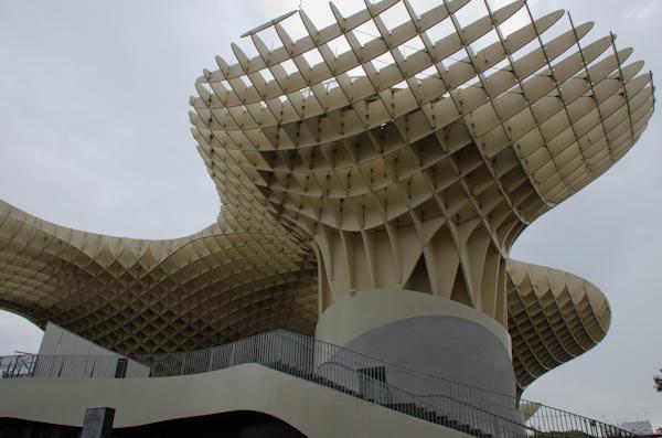 2015-10-10 79 Sevilla - Metropol Parasol
