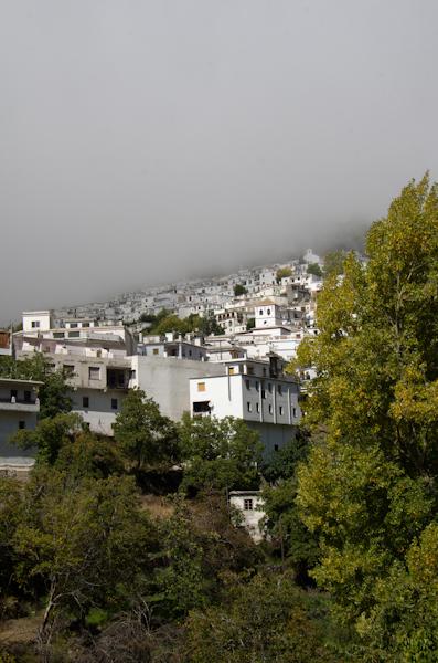 2015-10-11 09 Las Alpujarras - Trevelez