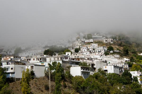2015-10-11 11 Las Alpujarras - Trevelez