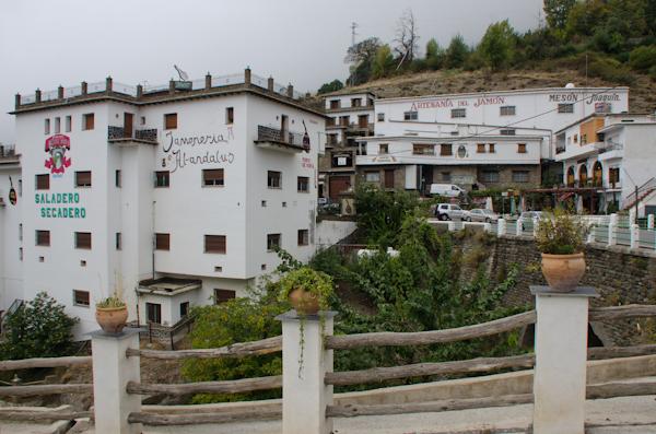 2015-10-11 26 Las Alpujarras - Trevelez